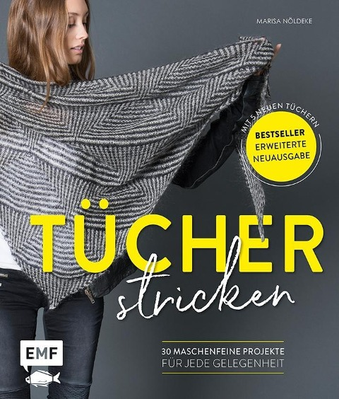 Tücher stricken - Marisa Nöldeke