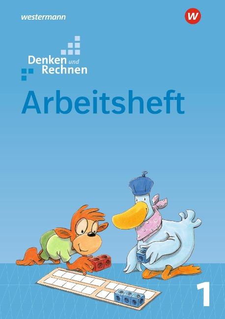 Denken und Rechnen 1. Arbeitsheft. Allgemeine Ausgabe -
