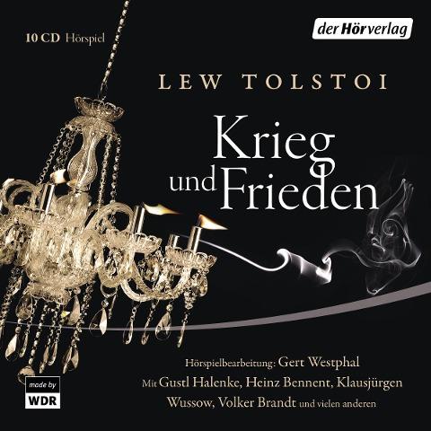 Krieg und Frieden - Leo N. Tolstoi