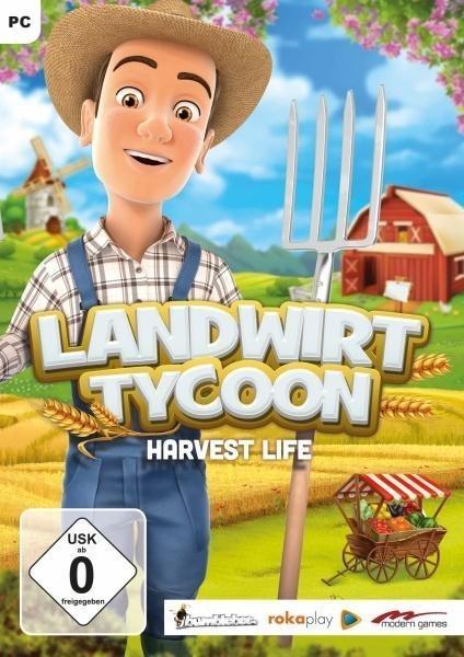 Landwirt Tycoon: Harvest Life. Für Windows Vista/7/8/8.1/10 -