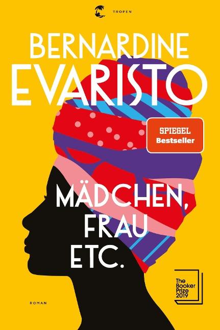 Mädchen, Frau etc. - Booker Prize 2019 - Bernardine Evaristo