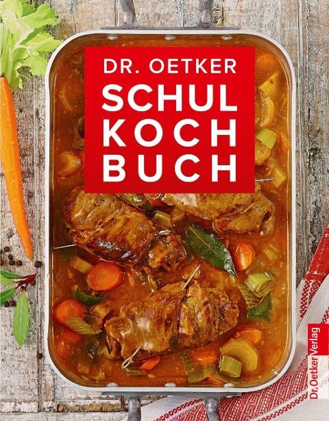 Schulkochbuch - Oetker