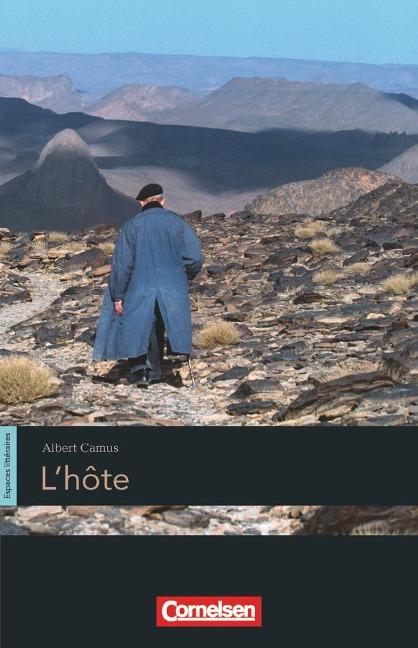 Espaces littéraires: L'hôte - Albert Camus