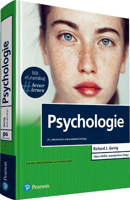 "Psychologie mit E-Learning ""MyLab | Psychologie"" - Richard J. Gerrig, Philip G. Zimbardo"