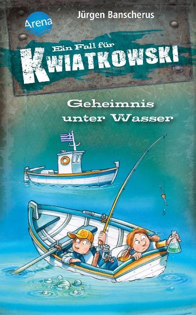 Geheimnis unter Wasser - Jürgen Banscherus