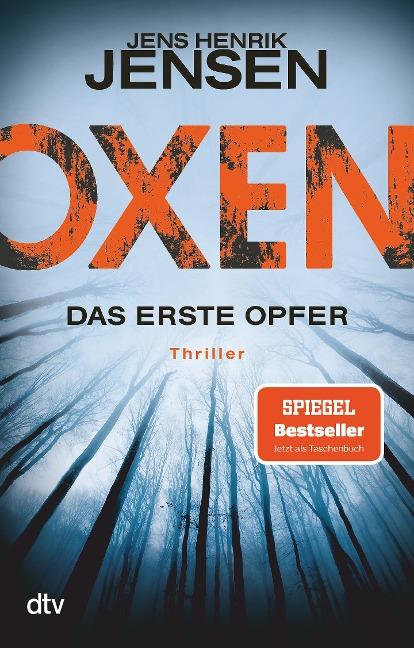 Oxen 01. Das erste Opfer - Jens Henrik Jensen