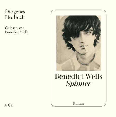 Spinner - Benedict Wells
