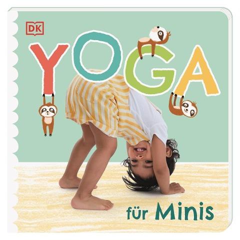 Yoga für Minis -