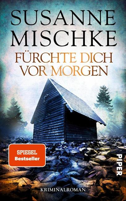 Fürchte dich vor morgen - Susanne Mischke