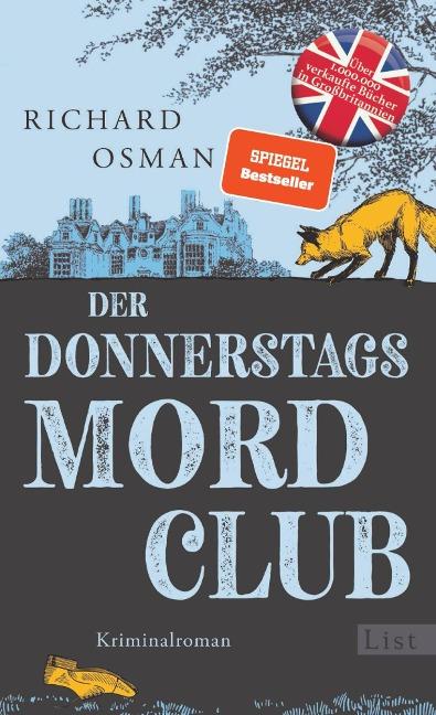 Der Donnerstagsmordclub - Richard Osman