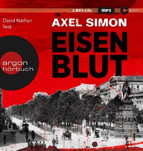 Eisenblut - Axel Simon