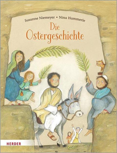 Die Ostergeschichte - Susanne Niemeyer