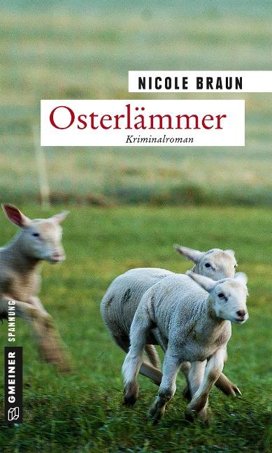 Osterlämmer - Nicole Braun