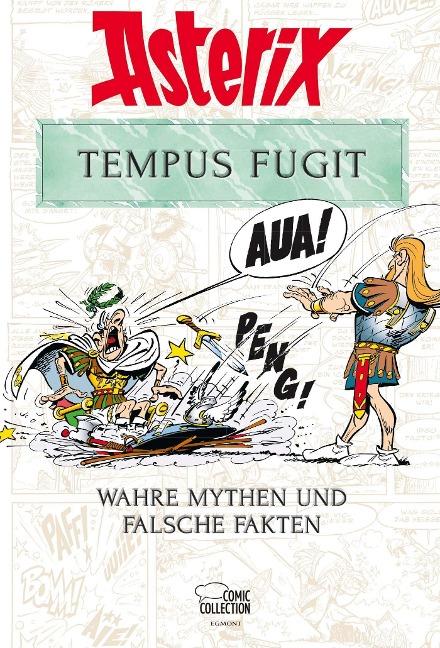 Asterix - Tempus Fugit - Bernard-Pierre Molin, René Goscinny, Albert Uderzo
