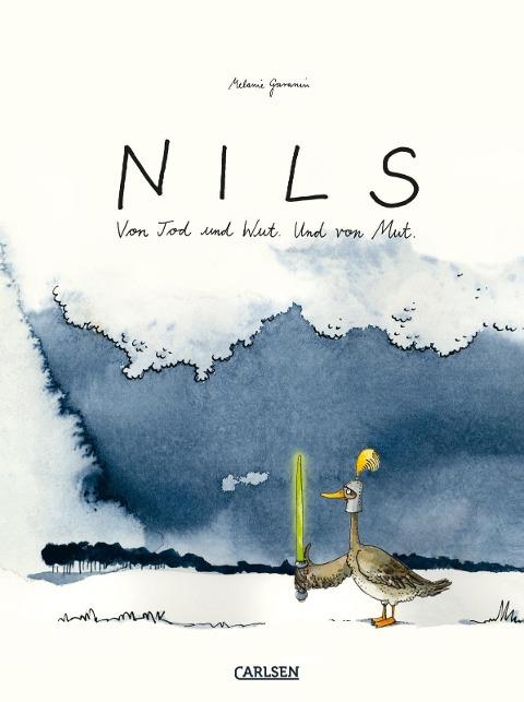 NILS - Melanie Garanin