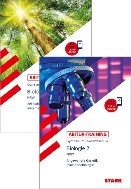 STARK Abitur-Training - Biologie Band 1 + 2 - NRW - Rolf Brixius, Werner Bils