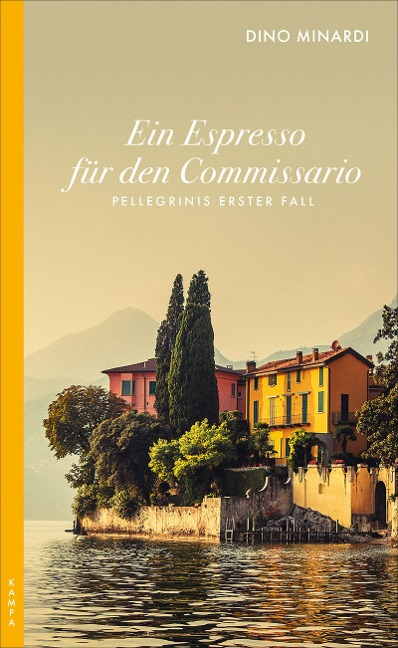 Ein Espresso für den Commissario - Dino Minardi