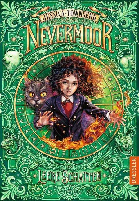Nevermoor 3 - Jessica Townsend