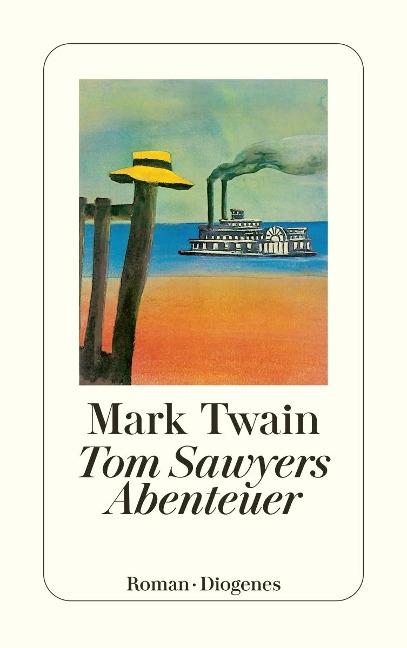 Tom Sawyers Abenteuer - Mark Twain