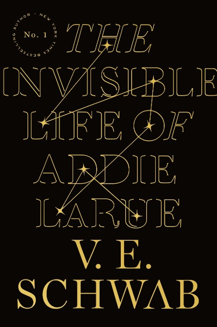 The Invisible Life of Addie LaRue - V. E. Schwab
