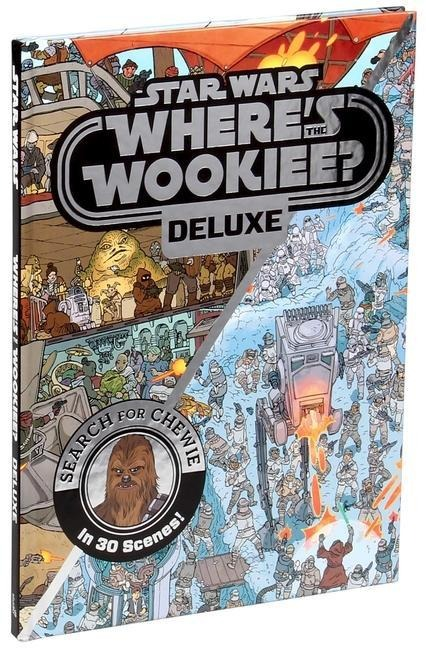 Star Wars Deluxe Where's the Wookiee? - Katrina Pallant