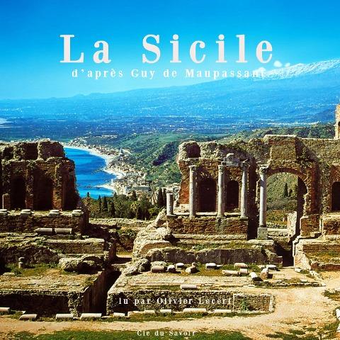 La Sicile - Maupassant