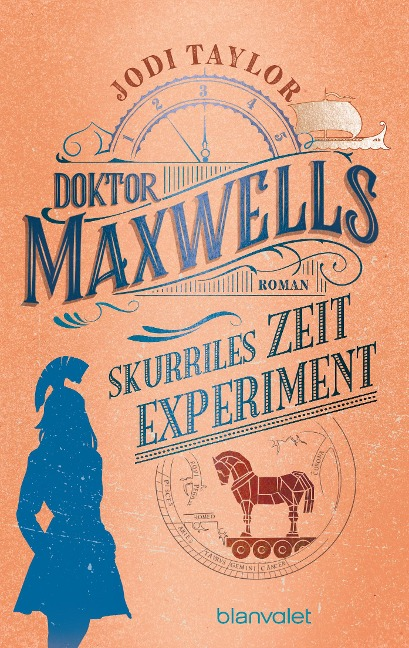 Doktor Maxwells skurriles Zeitexperiment - Jodi Taylor