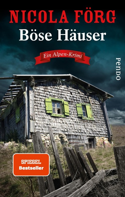 Böse Häuser - Nicola Förg