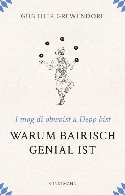 Warum Bairisch genial ist - Günther Grewendorf