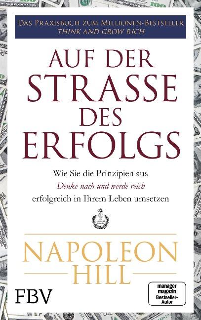 Auf der Straße des Erfolgs - Napoleon Hill