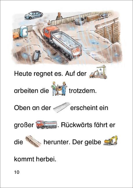 Bildermaus - Baggergeschichten - Katharina Wieker