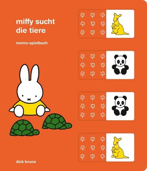 Miffy sucht die Tiere - Dick Bruna