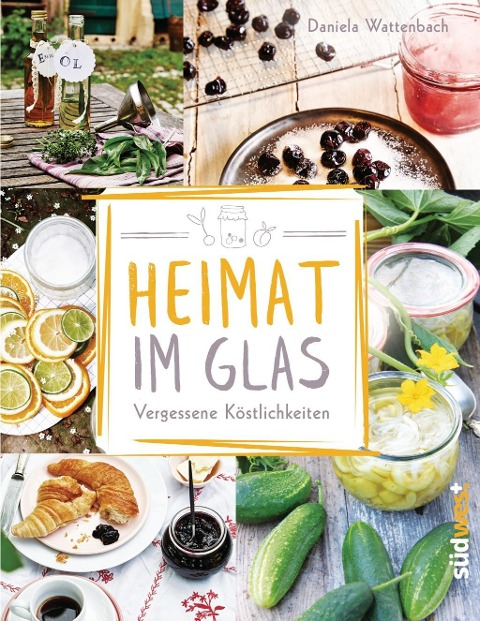 Heimat im Glas - Daniela Wattenbach
