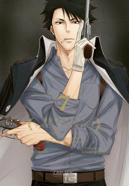 Moriarty the Patriot 7 - Ryosuke Takeuchi, Hikaru Miyoshi