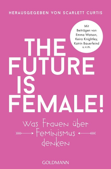 The future is female! -
