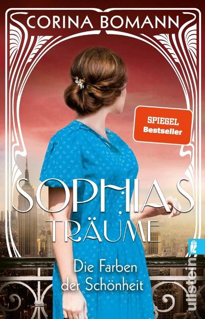 Die Farben der Schönheit - Sophias Träume - Corina Bomann