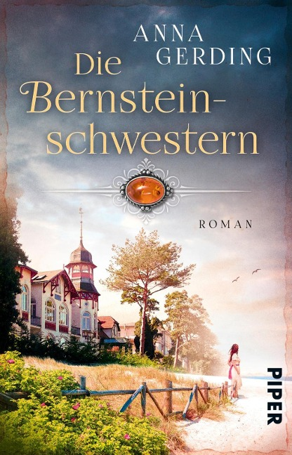 Die Bernsteinschwestern - Anna Gerding
