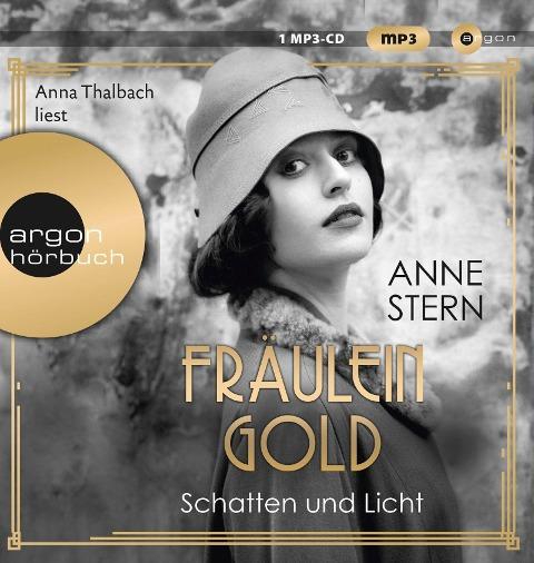 Fräulein Gold. Schatten und Licht - Anne Stern