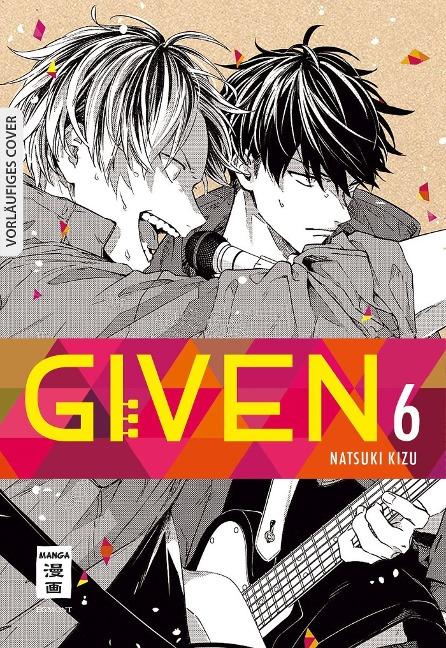Given 06 - Natsuki Kizu