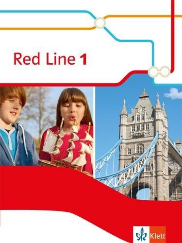 Red Line 1. Schülerbuch (Flexibler Einband). Ausgabe 2014 -