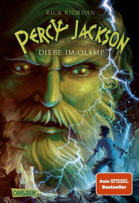 Percy Jackson - Diebe im Olymp (Percy Jackson 1) - Rick Riordan