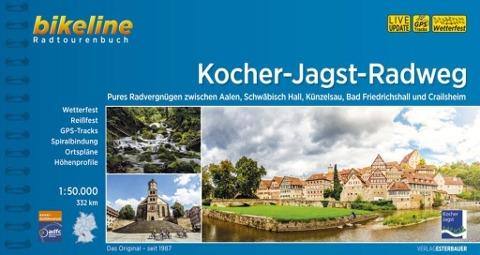 Bikeline Kocher-Jagst-Radweg