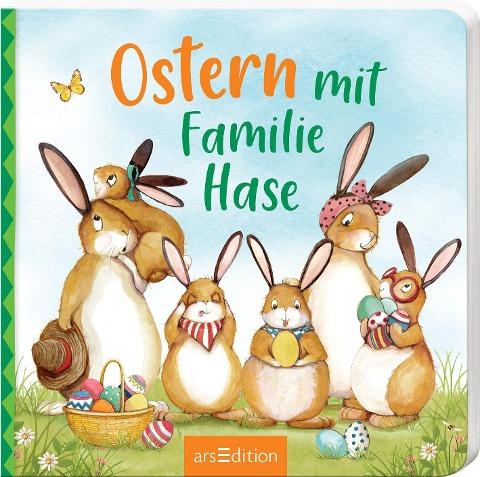Ostern mit Familie Hase - Carla Häfner