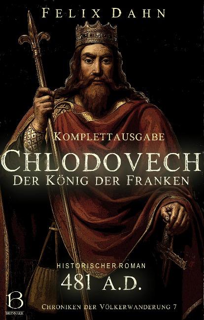 Chlodovech - Felix Dahn