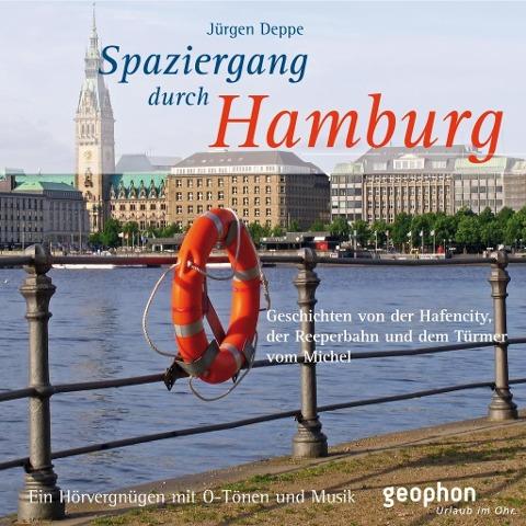 Spaziergang durch Hamburg - Jürgen Deppe