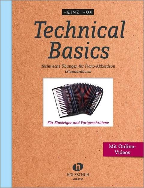 Technical Basics - Heinz Hox