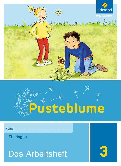 Pusteblume. Das Sachbuch 3. Arbeitsheft. Thüringen -