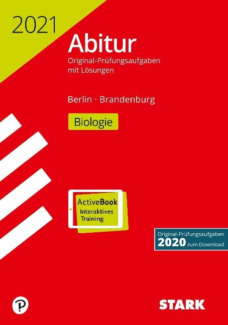 STARK Abiturprüfung Berlin/Brandenburg 2021 - Biologie GK/LK -
