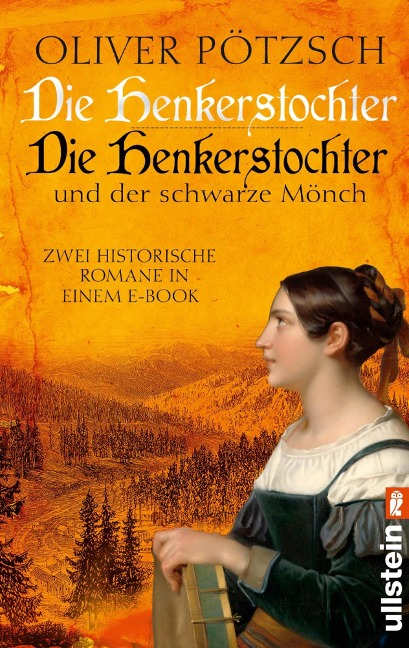 Die Henkerstochter / Die Henkerstochter und der schwarze Mönch - Oliver Pötzsch